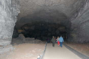 Mammoth Cave Historic Tour
