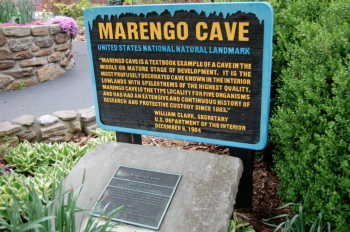 Marengo Cave Dripstone Trail Tour