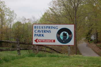 Bluespring Caverns
